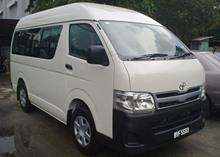 Van Toyota Hieace 2.5
